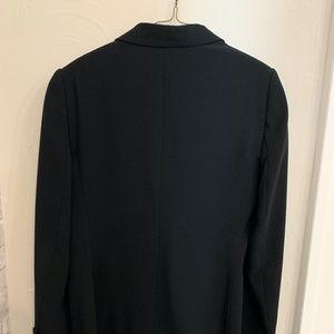 United Colors Of Benetton Jackets & Coats - Black Benetton Blazer